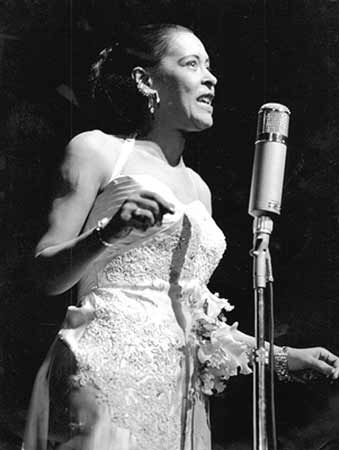 billy holiday similitude