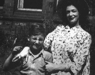 Julia og John Lennon